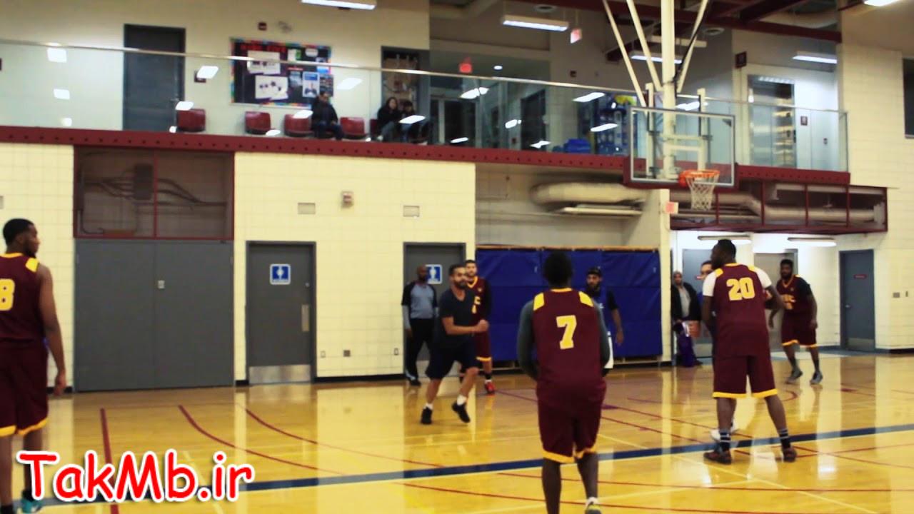 آموزش شوت زدن در بسکتبال SHOOT OUT VS URC BOYS - OCT 21, 2018 - HIGH BALLERS BASKETBALL