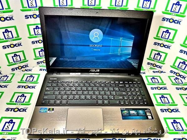 لپ تاپ کارکرده ASUS مدل K55Vd