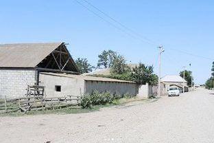 روستای پرشیا در روسیه