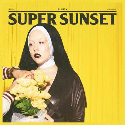Super Sunset Album By Allie X