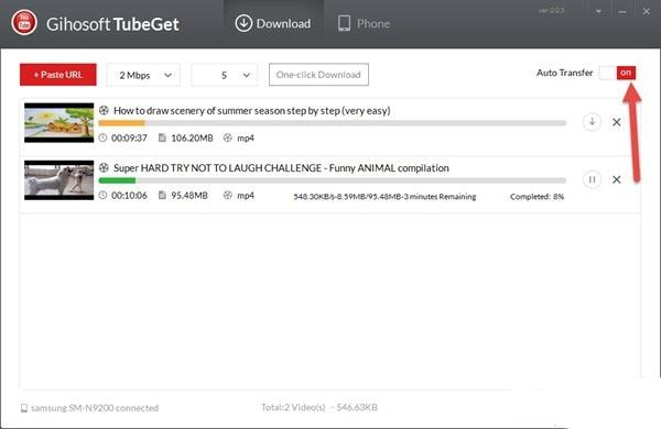 دانلود ویدیو از یوتیوب ، اینستاگرام و.. در کامپیوتر با Gihosoft TubeGet