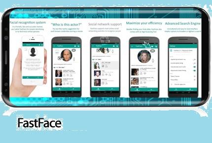 دانلود FastFace v1.6.1 - نرم افزار موبایل تشخیص چهره