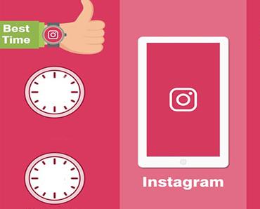 بهترین ساعت برای تبلیغ در اینستاگرام