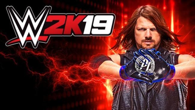 دانلود بازی WWE 2K19 برای کامپیوتر