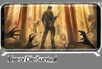 دانلود Live or Die v0.1.266 + Mod - بازی موبایل زندگی یا مرگ اندروید