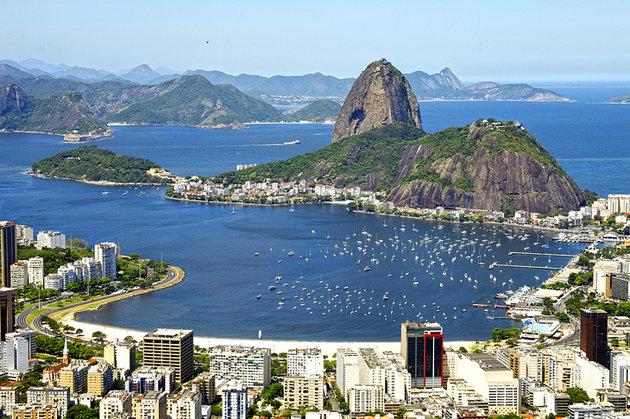 منطقه کله قندی، ریو دو ژانیرو