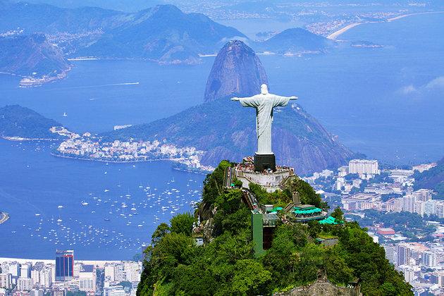 مجسمه مسیح در ریو دو ژانیرو