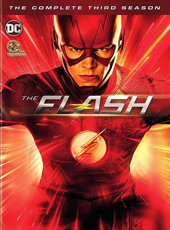 دانلود سریال فلش فصل 3 - the flash season 3