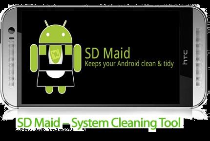دانلود SD Maid - System Cleaning Tool v4.11.9 - نرم افزار موبایل بهینه سازی و افزایش سرعت گوشی