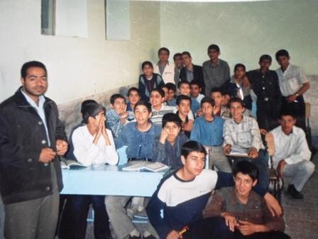 مدرسه تربیت شهرضا