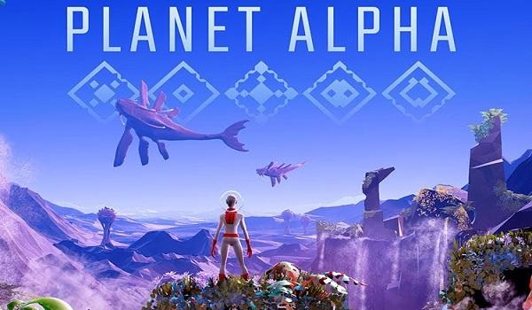 دانلود بازی PLANET ALPHA برای PC