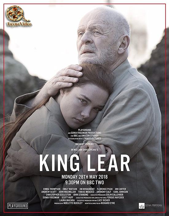 دانلود فیلم king lear 2018 - شاه لیر