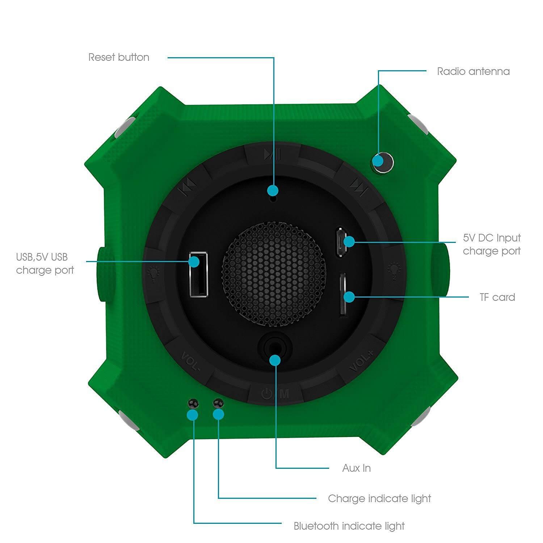 havit hv-sk159bt bluetooth portable speaker havit hv-sk159bt bluetooth portable speaker Havit HV-SK159BT Bluetooth Portable Speaker Havit HV SK159BT Bluetooth Portable Speaker