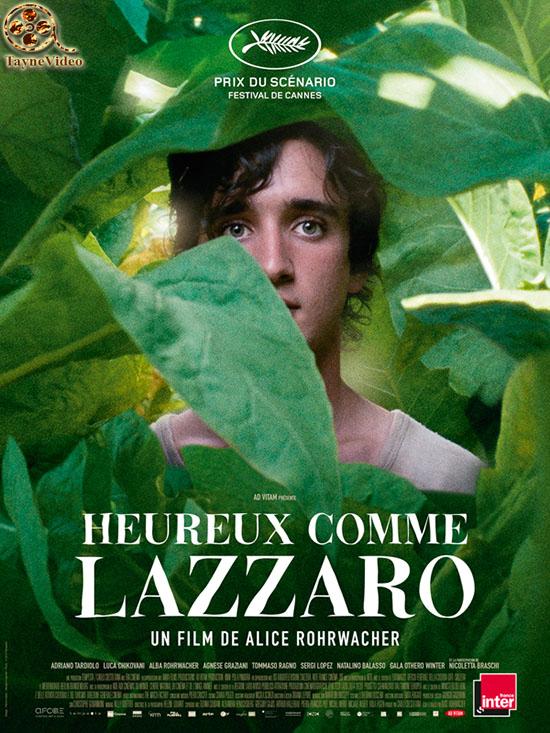 دانلود فیلم لازاروی خوشحال - Happy as Lazzaro 2018