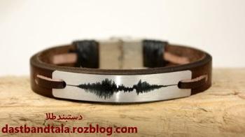 مدل دستبند چرمی پسرانه و دخترانه