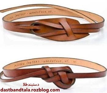دستبند چرم دخترانه و پسرانه