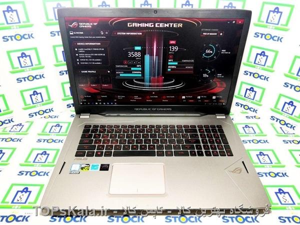 خرید لپ تاپ کارکرده ASUS مدل ROG GL702VMK
