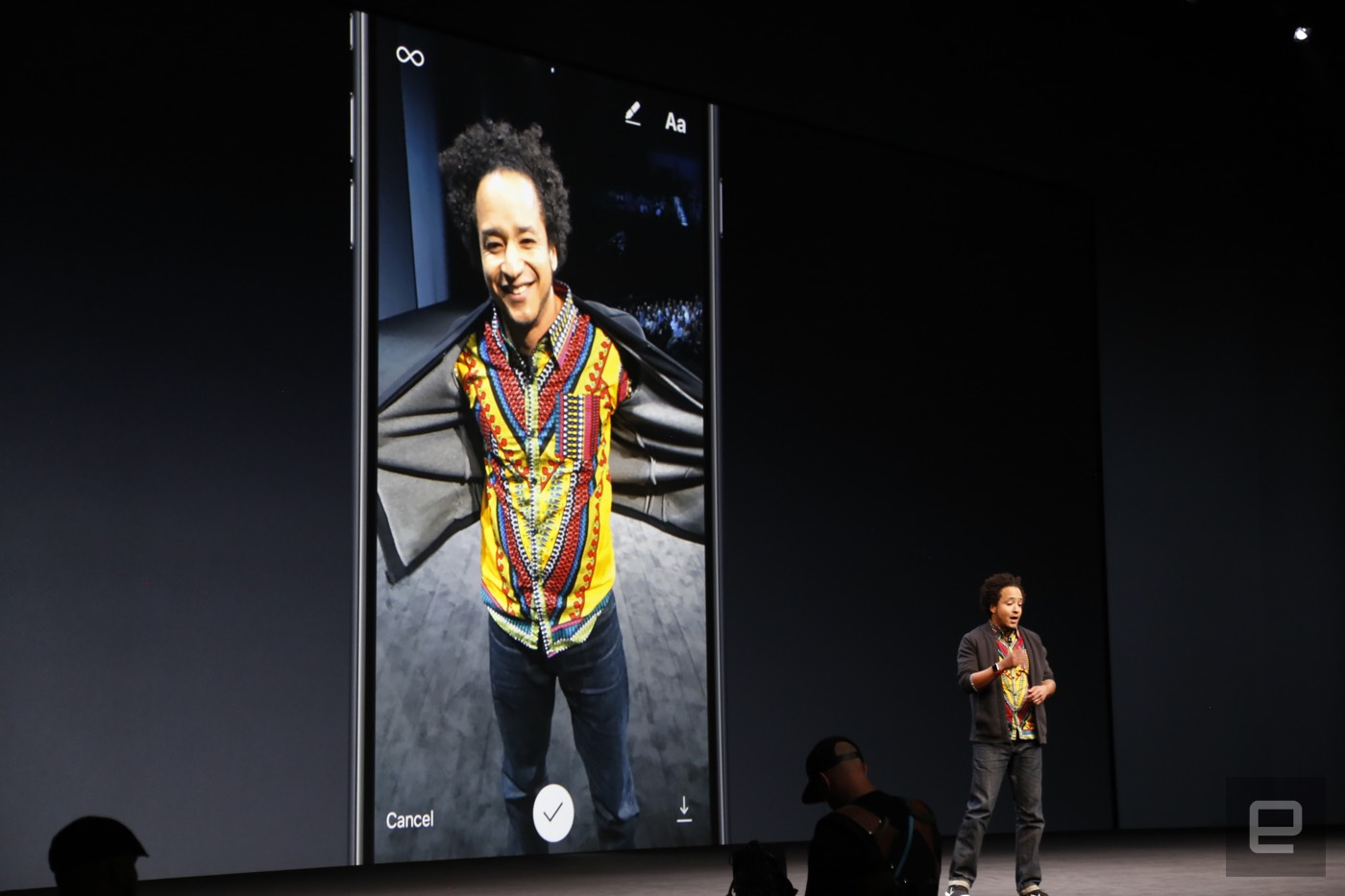 اینستاگرام از قابلیتهای جدید دوربین آیفون ۷ پشتیبانی میکند