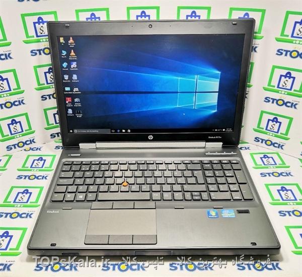 خرید لپ تاپ کارکرده HP مدل 8570w