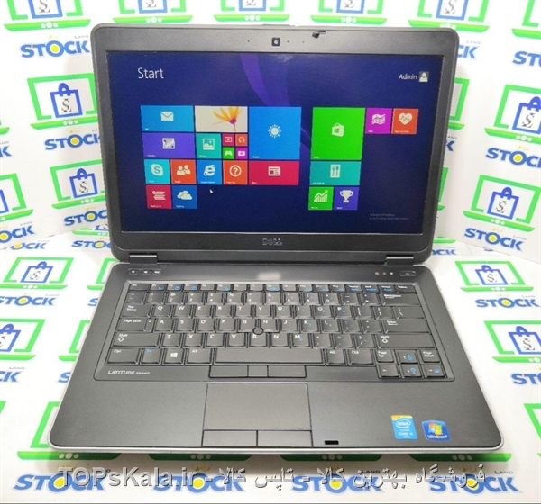 خرید لپ تاپ کارکرده Dell مدل E6440