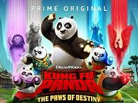 دانلود انیمیشن سریالی پاندای کونگفو کار: پنجههای سرنوشت - Kung Fu Panda: The Paws of Destiny