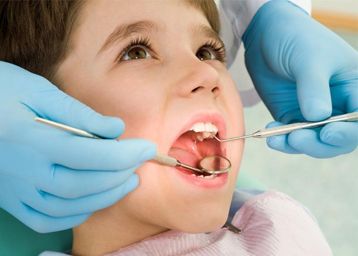 دندانپزشکی کودکان - دندانپزشکی اطفال