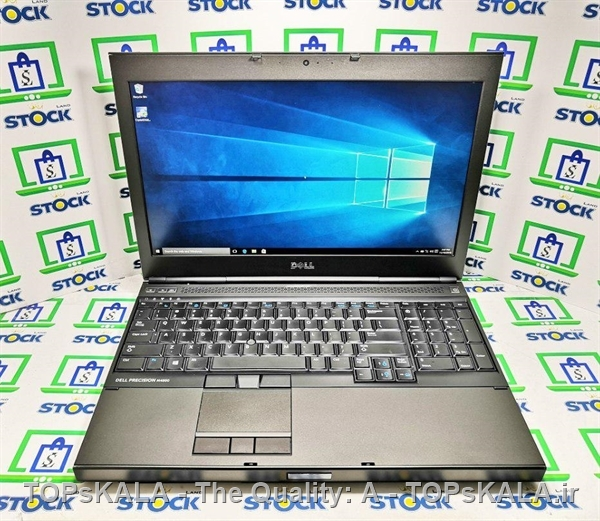 خرید لپ تاپ کارکرده Dell مدل m4800