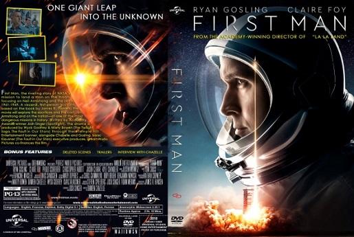 خرید فیلم خارجی first man 2018