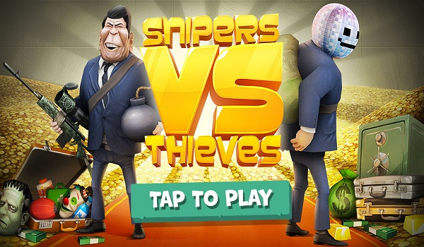 دانلود Snipers vs Thieves 2.0.24935 - بازی اکشن