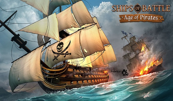 دانلود Ships of Battle Age of Pirates 2.5.0 - بازی