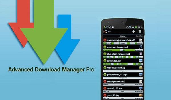 دانلود Advanced Download Manager Pro - دانلود منیجر پیشرفته اندروید