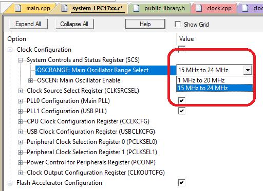 j-link cant setect micro after change SCS Register - Keil