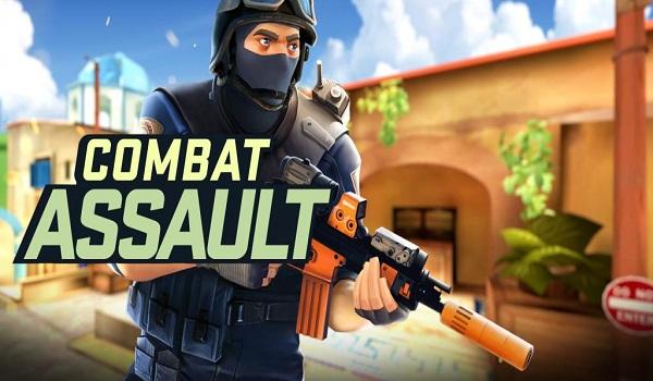 دانلود Combat Assault: FPP Shooter 1.22.36 - بازی اکشن خارق العاده