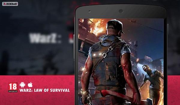 دانلود WarZ: Law of Survival 2.1.3 - بازی اکشن فوق العاده