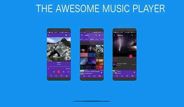 دانلود Mp3 Music Player Pro 2.6.0 - موزیک پلیر پر امکانات اندروید