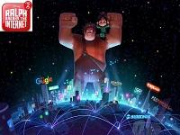 دانلود انیمیشن رالف اینترنت را خراب میکند: رالف خرابکار ۲ - Ralph Breaks the Internet 2018