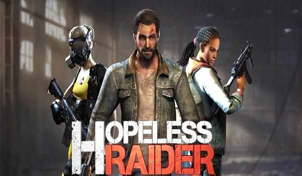 دانلود Hopeless Raider-Zombie Shooting Games 1.6 - بازی اکشن فوق العاده