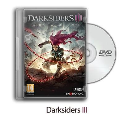 دانلود Darksiders III - بازی دارک سایدرز 3