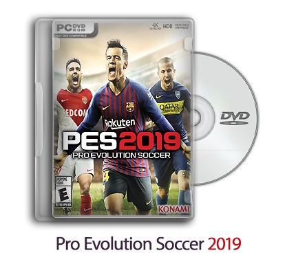 دانلود Pro Evolution Soccer 2019 - بازی فوتبال تکاملی 2019