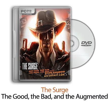 دانلود The Surge: The Good, the Bad, and the Augmented + Update 15-CODEX - بازی افزایش: خوب، بد و پیشرفته