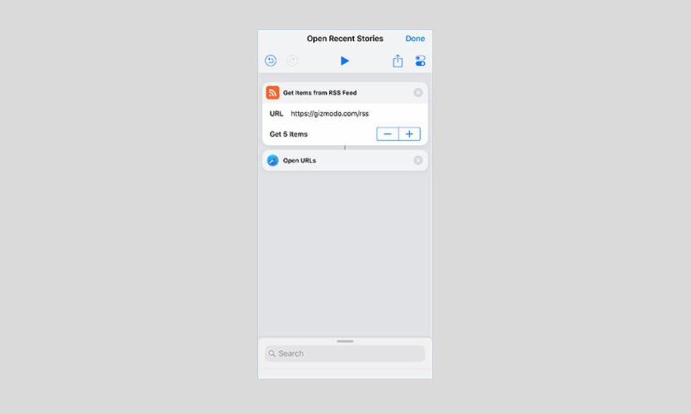آموزشبرنامه Shortcuts اپل برای ایجاد میانبرهای آسان