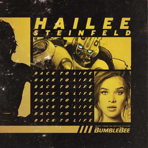 دانلود آهنگ جدید Hailee Steinfeld به نام Back to Life
