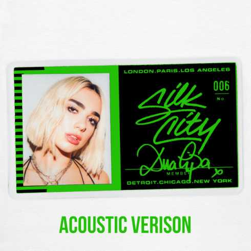 دانلود آهنگ جدید Silk City & Dua Lipa ft. Diplo & Mark Ronson به نام Electricity Acoustic