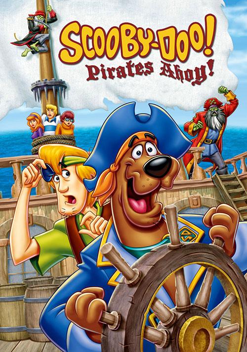 دانلود انیمیشن اسکوبی دوو! دزدان دریایی آهوی Scooby-Doo Pirates Ahoy 2006