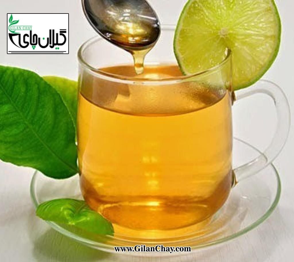 gilanchay.com چای عسل و لیمو