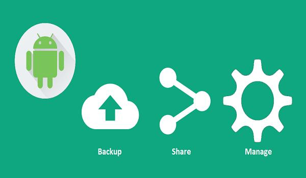 دانلود App Backup & Share Pro 5.2.3 - پشتیبان گیری قدرتمند برنامه ها اندروید