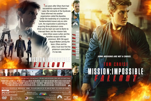 خرید فیلم Mission: Impossible 6 Fallout 2018