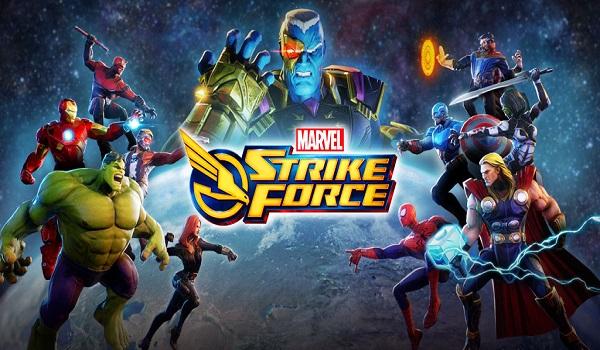 دانلود MARVEL Strike Force 2.1.3 - بازی نقش آفرینی اعتصاب نیروی مارول اندروید