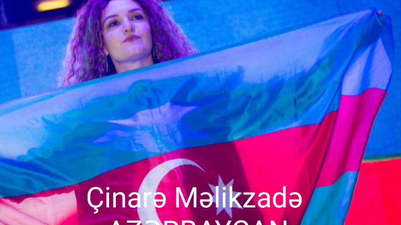 Çınare Melikzade-Azerbaycan 2018