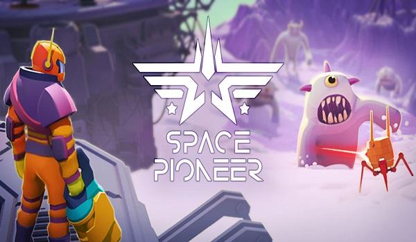 دانلود Space Pioneer 1.5.1 - بازی اکشن شکارچی فضایی اندروید